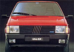 H on Fiat Uno Engine